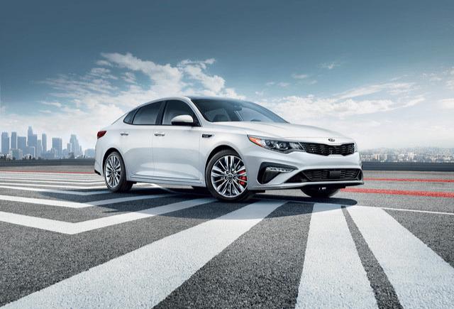 Kia Sedan IIHS Safety Awards - 2019 Kia Optima - Bert Ogden Mission Kia - Mission, TX