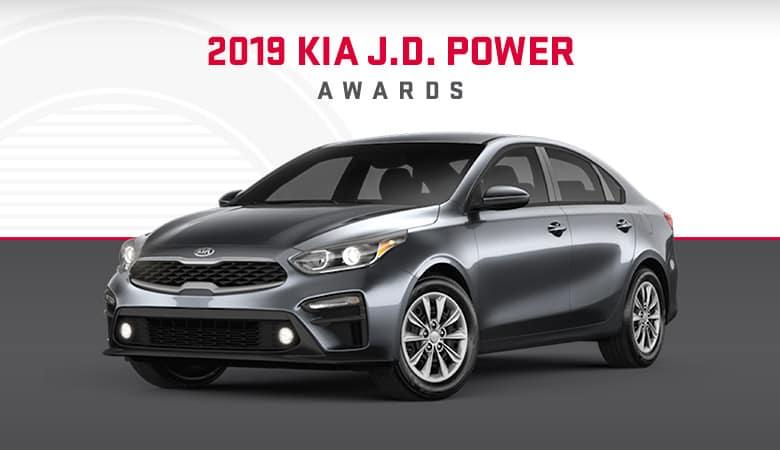 Recent J.D. Power Awards for Kia Models - Bert Ogden Mission Kia - Mission, TX