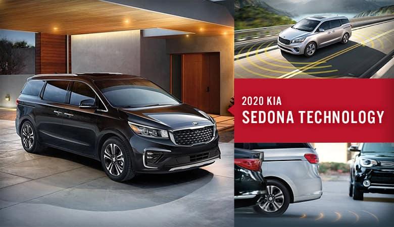 2020 Kia Sedona Technology - Bert Ogden Mission Kia - Mission, TX