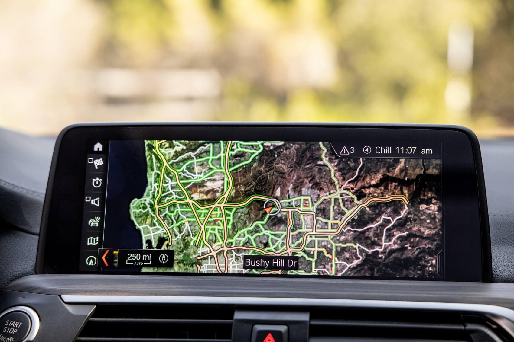 BMW X3 Navigation