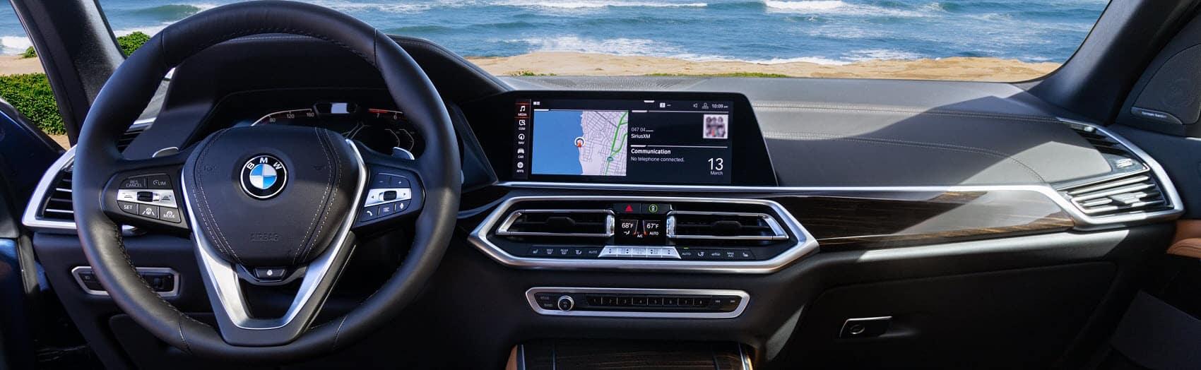 BMW X5 Technology