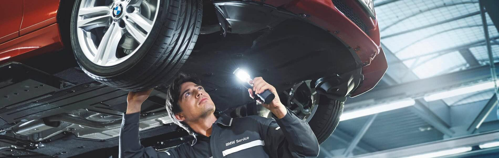 BMW Service Technician