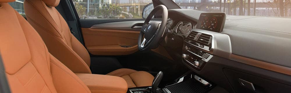 BMW X3 Interior Dashboard