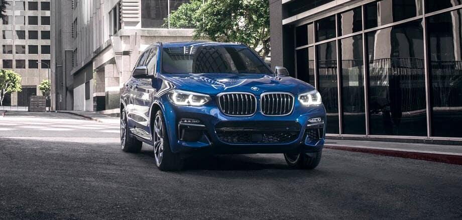 2020 BMW X3 Engine Specs