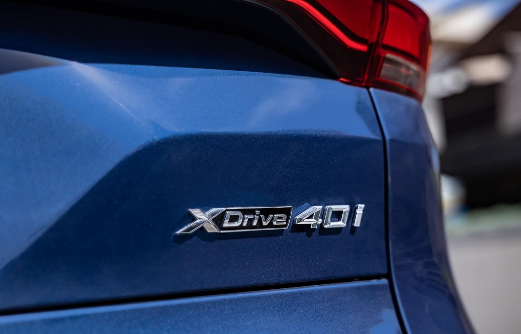 BMW X5 xDrive40i Trim Level