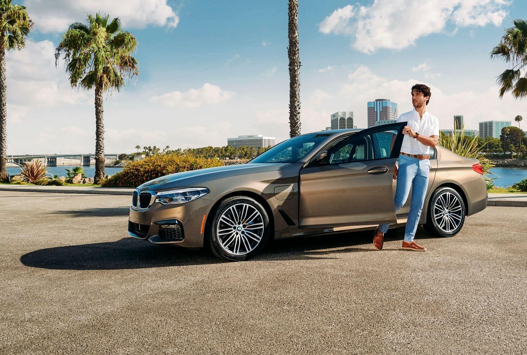 2020 BMW M5 Leasing