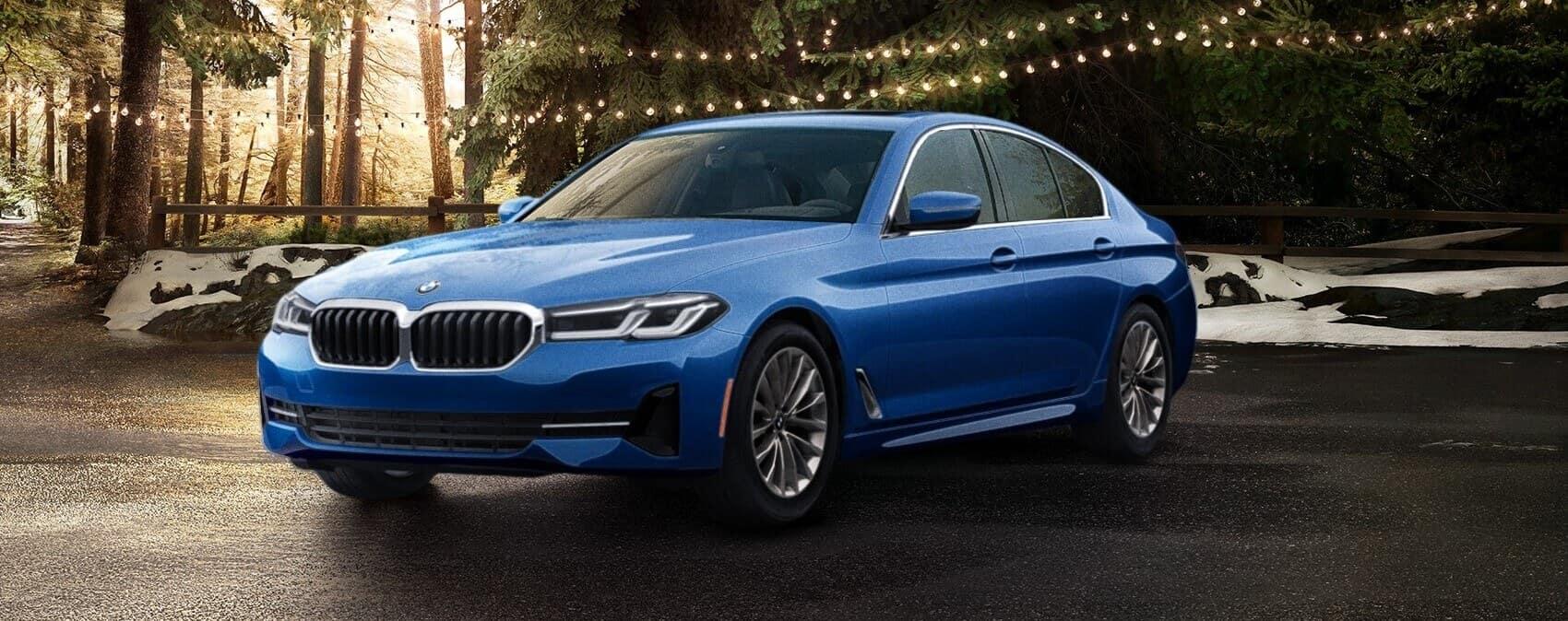 BMW 3 Series vs BMW 5 Series