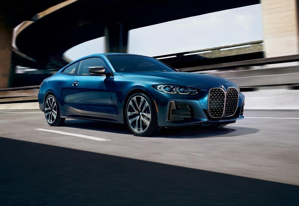 2021 BMW 4 Series Engine Specs