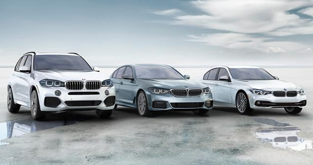 Select In-Stock New BMW Models