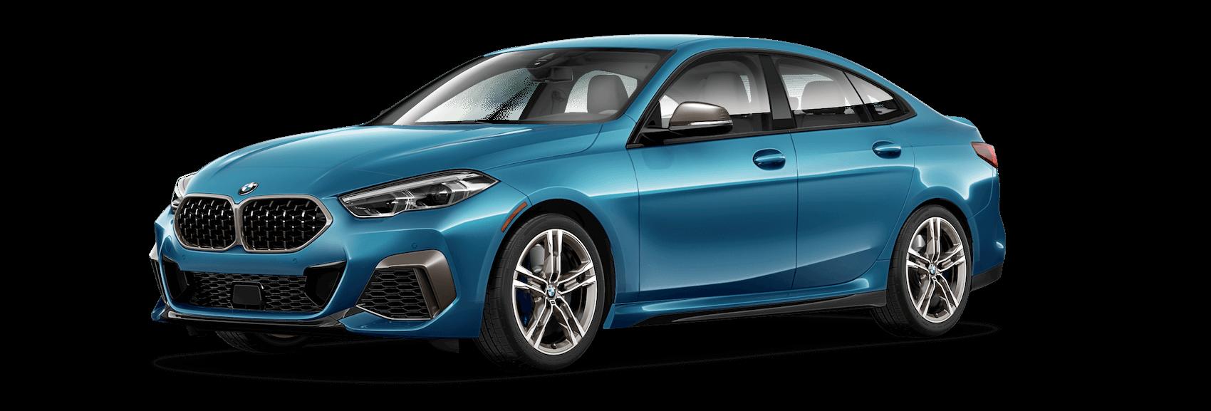 BMW 2 Series 4 Door Review