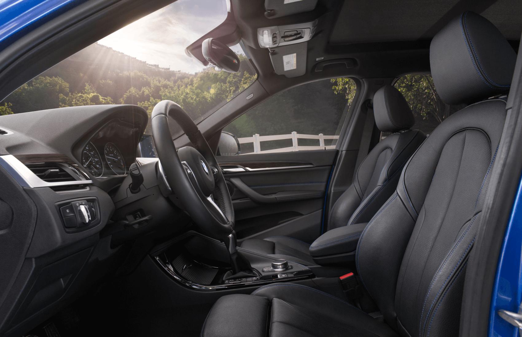 BMW X1 Interior Seating