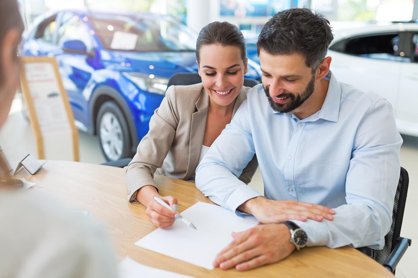 Financing a BMW