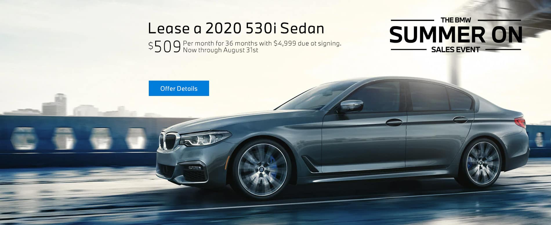 2020 530i Sedan at BMW of Fort Walton Beach