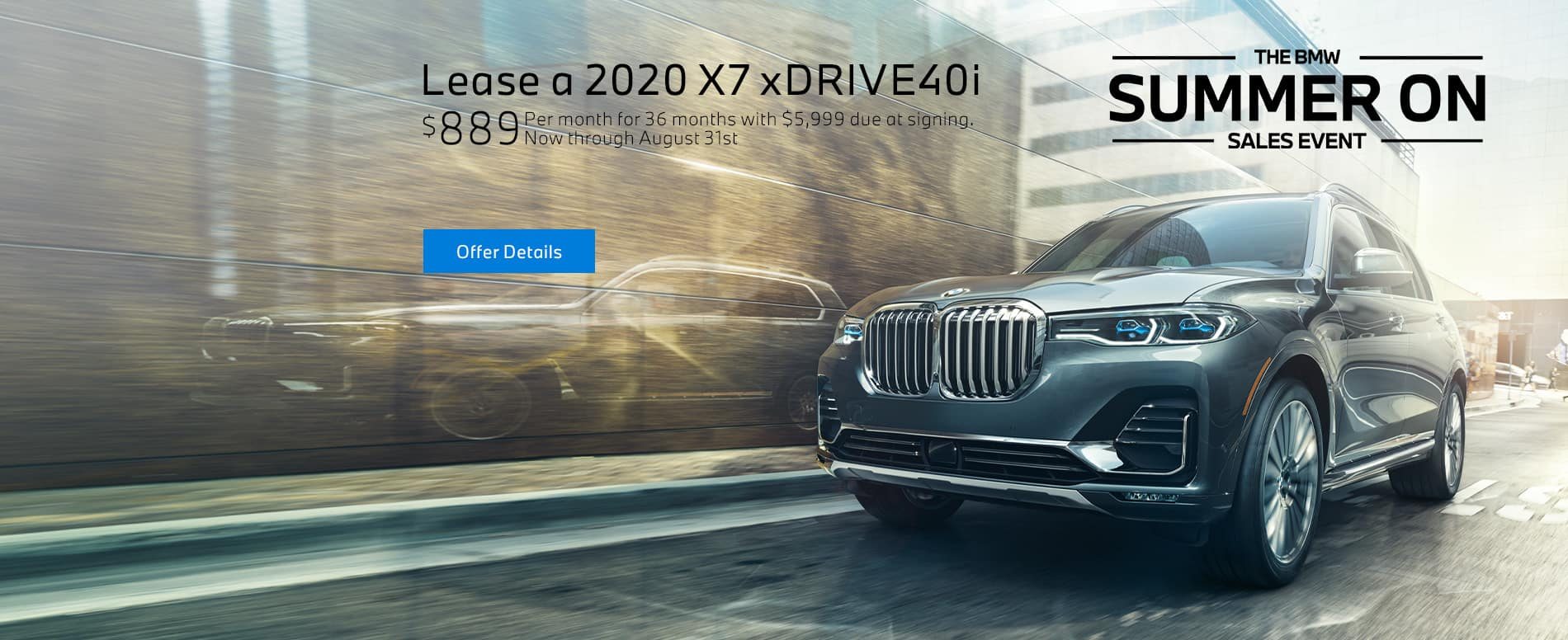 2020 BMW X7 xDrive40i at BMW of Fort Walton Beach!