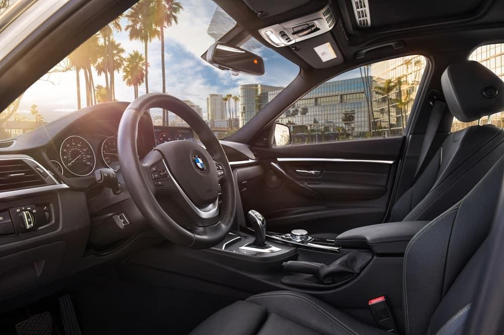 BMW 3 Series Interior Space