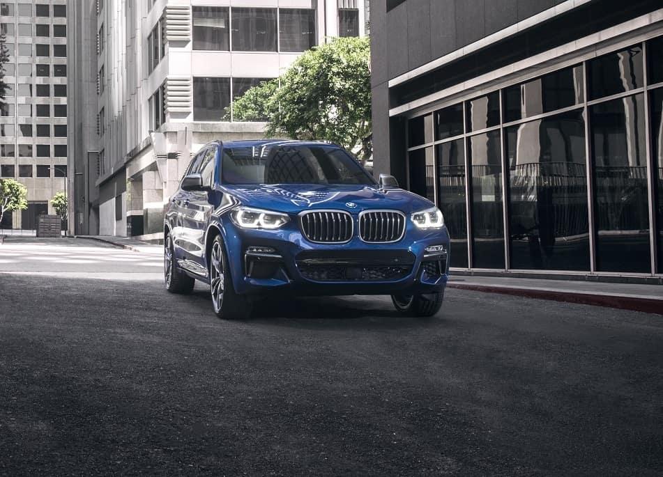 BMW X3 Engine Specs