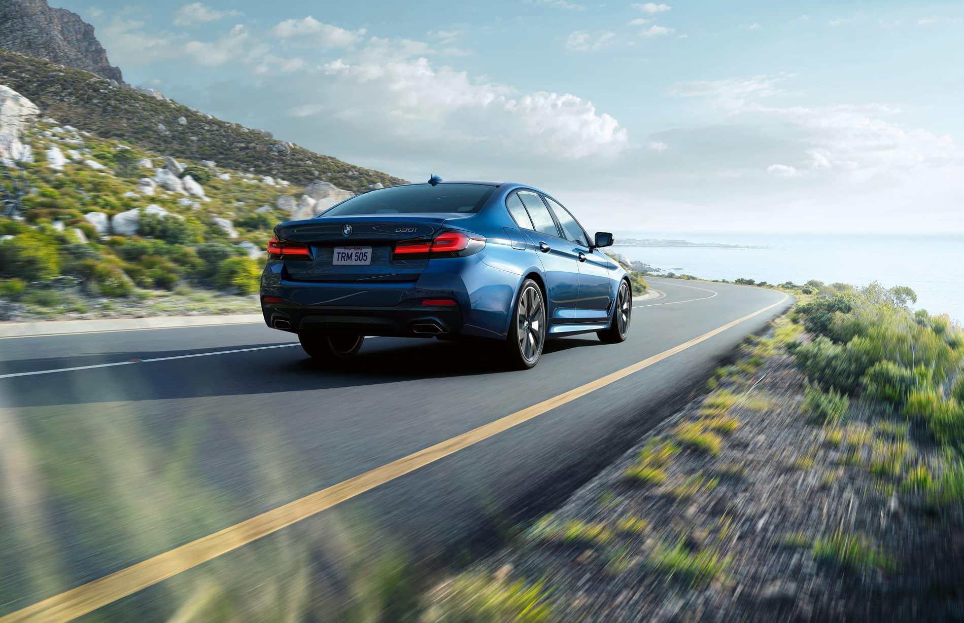 2021 BMW 5 Series Engine Specs
