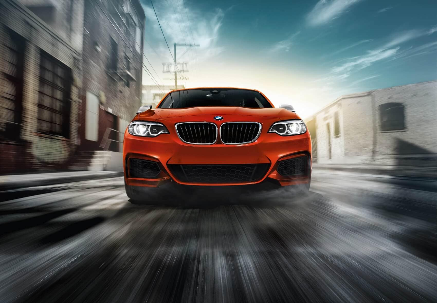 BMW 2 Series Front End
