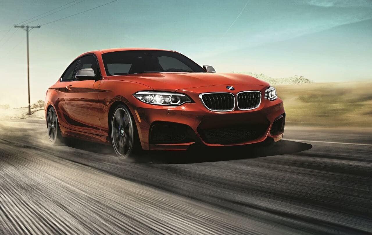 BMW 2 Series Engine Specs