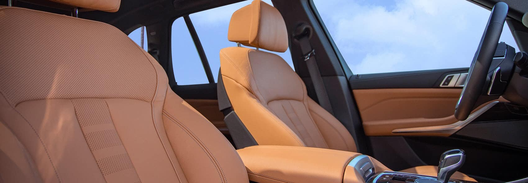 BMW X5 Interior Seats