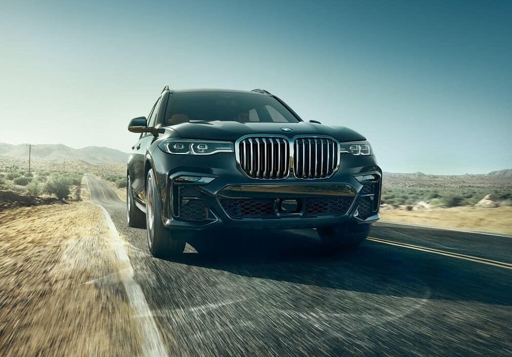 BMW X7 Engine Specs