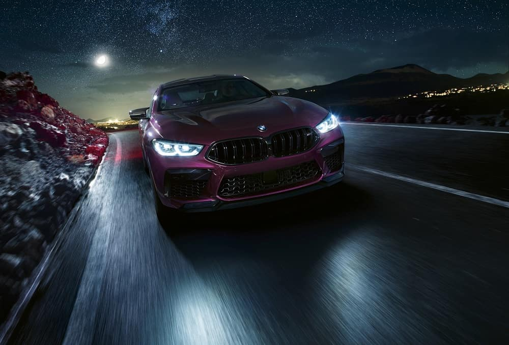 BMW M8 Grand Coupe