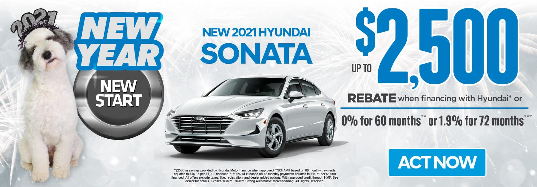2021 Sonata up to $2,500 rebate - click here to view inventory