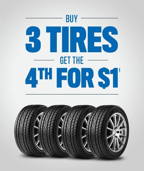 MOPAR Tire Sale in Auburn