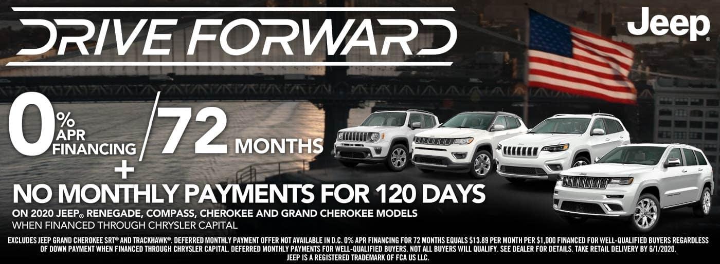 New Jeep Sale in Auburn, WA