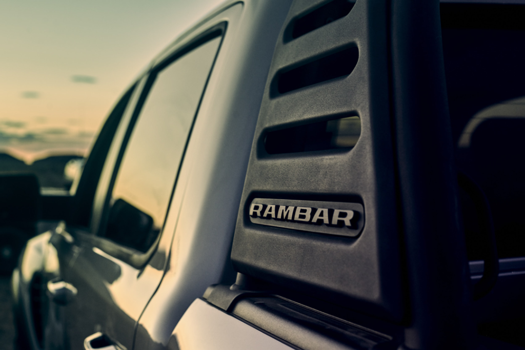 RAM 1500 TRX RAMBAR