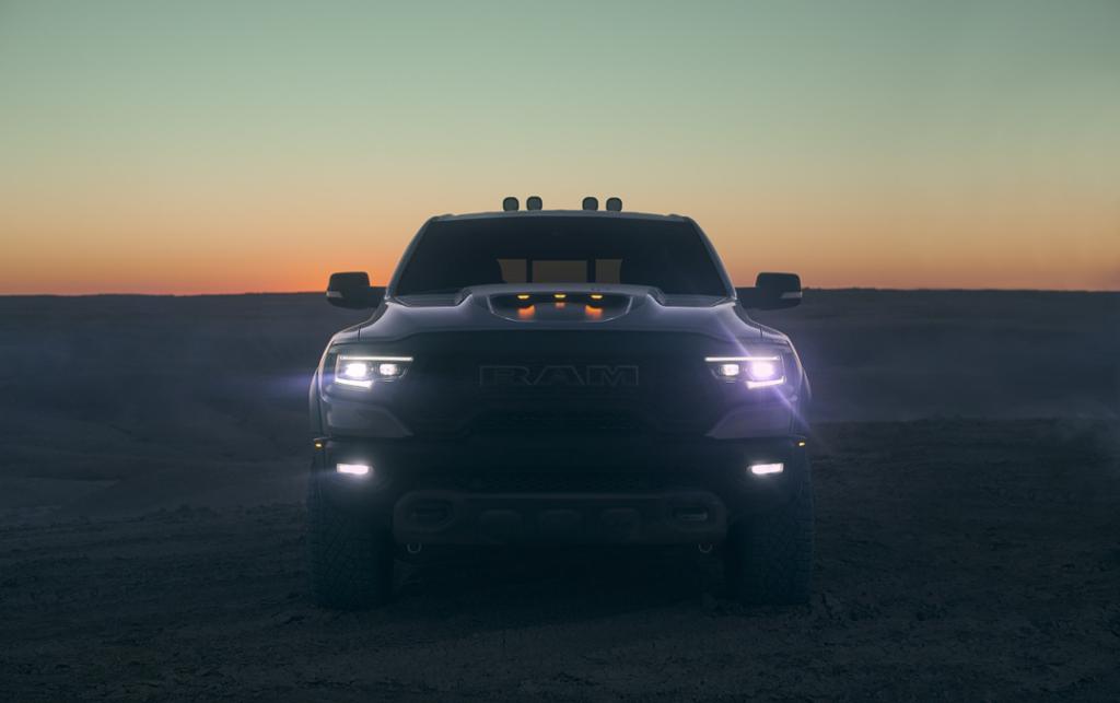 RAM 1500 TRX Offroad Lights