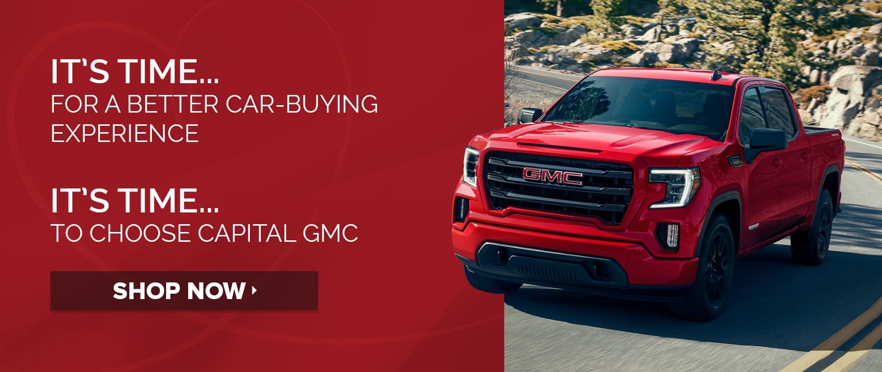 Capital Gmc Buick Buick Gmc Dealer In Edmonton Ab