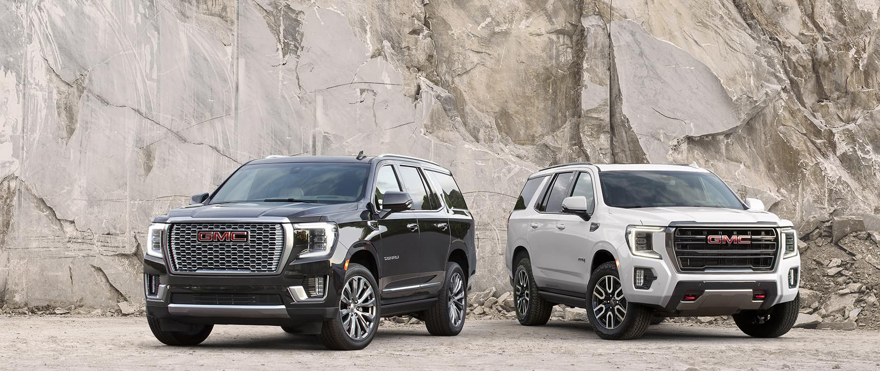 GMC Yukon and Denali