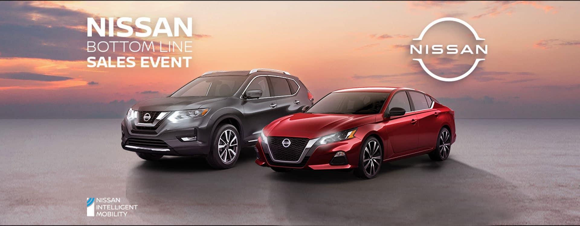 Nissan-Bottonline-Sales-Event