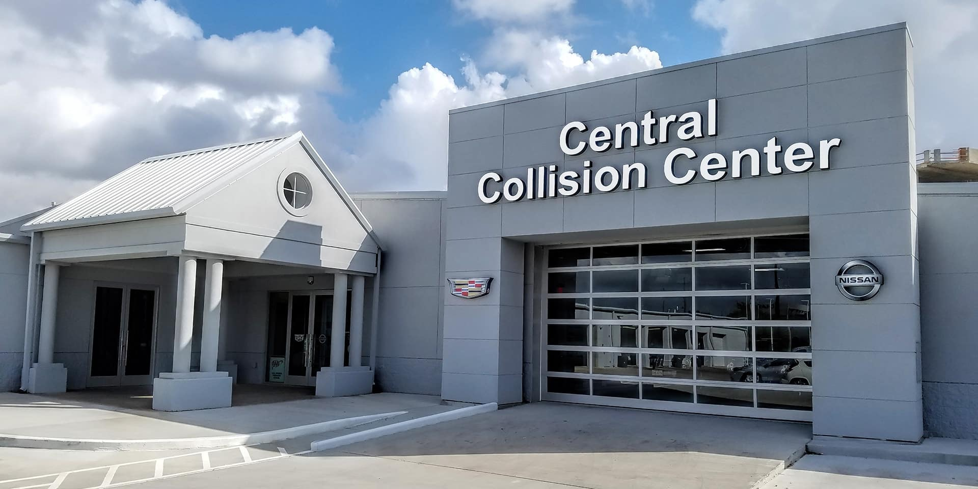 Central Collision Center