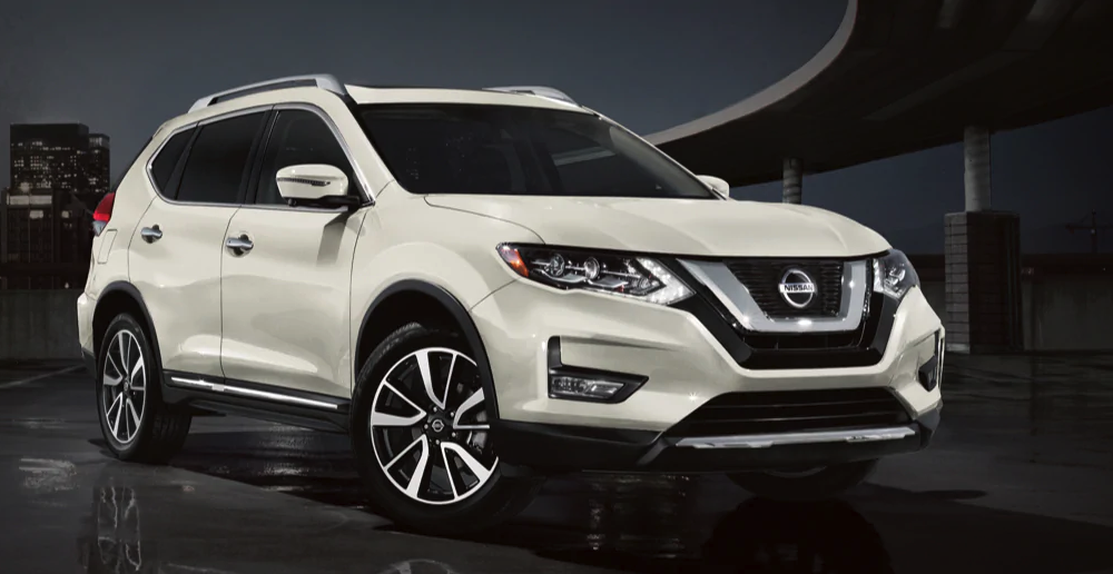 Nissan Rogue Price