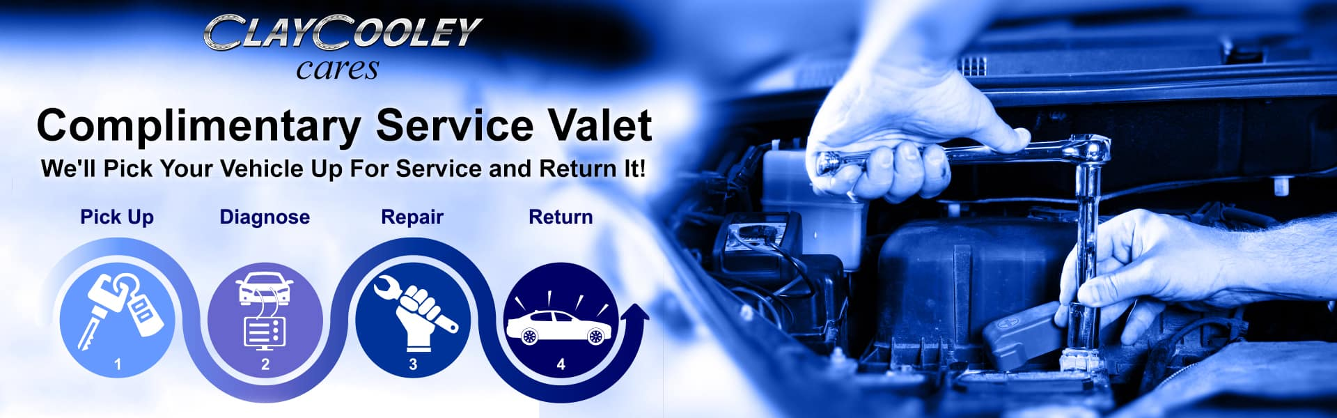 Valet Auto Service