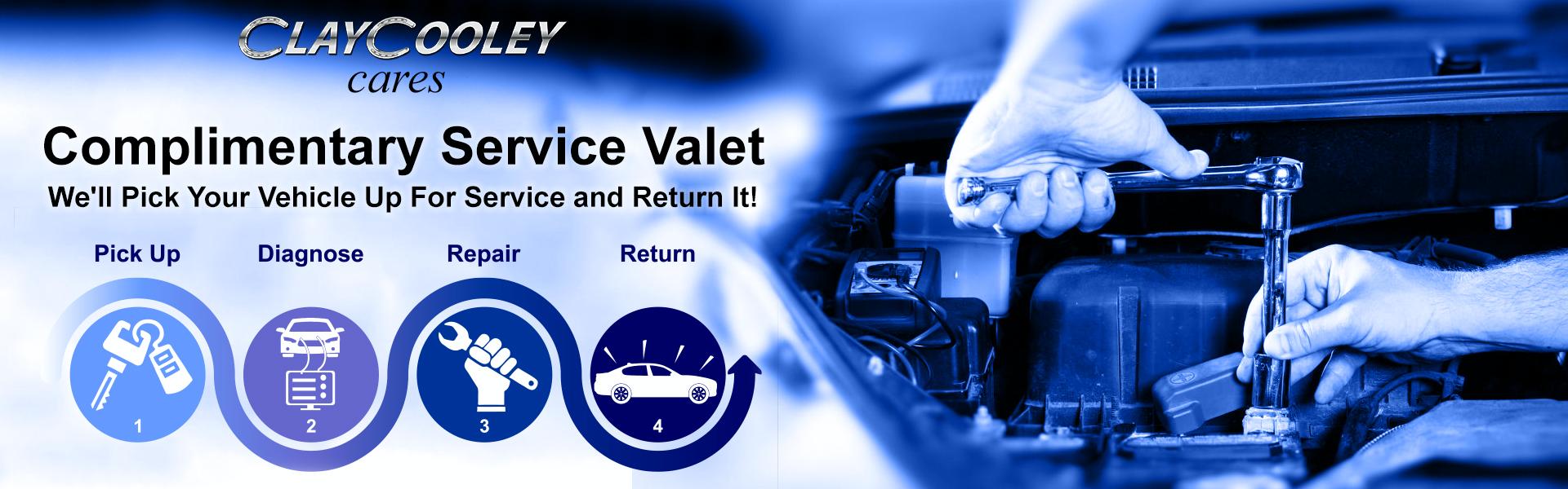 Auto Service Valet