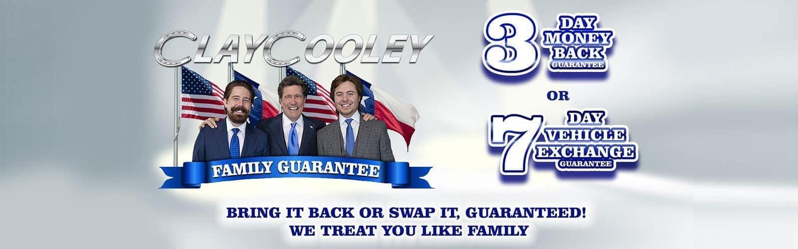 Family Guarantee