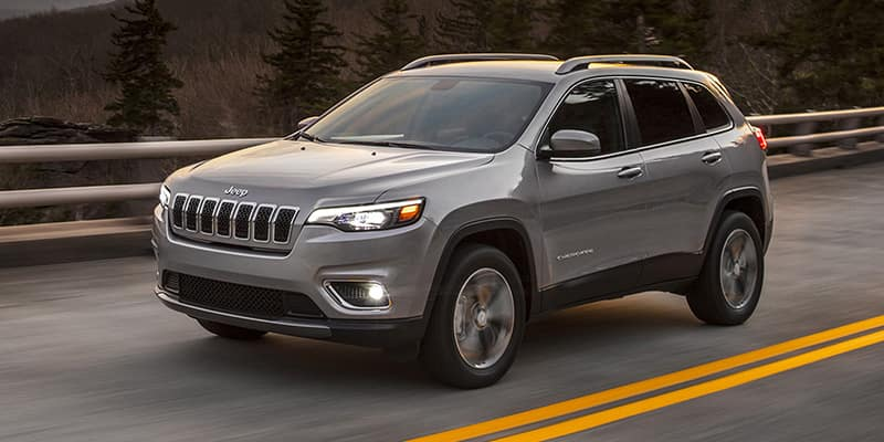 Used Jeep Cherokee For Sale in Burlington, NC