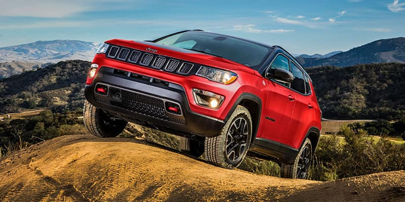 New Jeep Compass for Sale Burlington NC