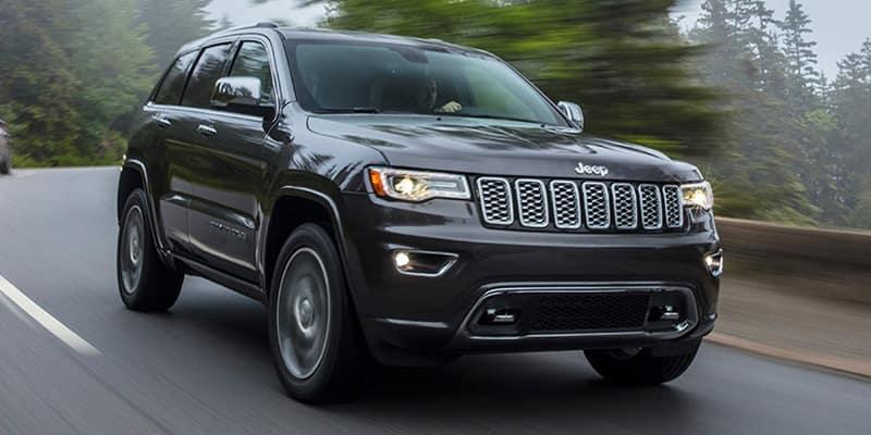New Jeep Grand Cherokee for Sale Burlington NC
