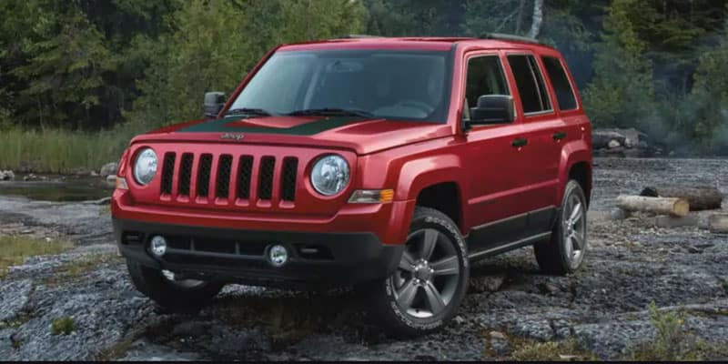 Used Jeep Patriot for Sale Burlington NC