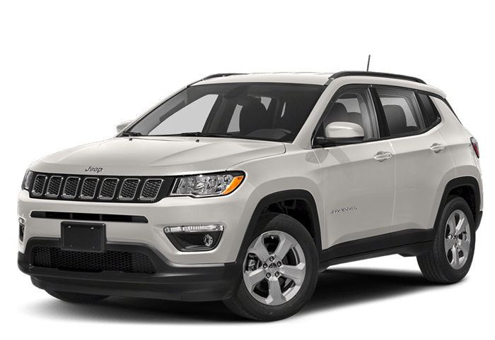 2020 Jeep Compass White