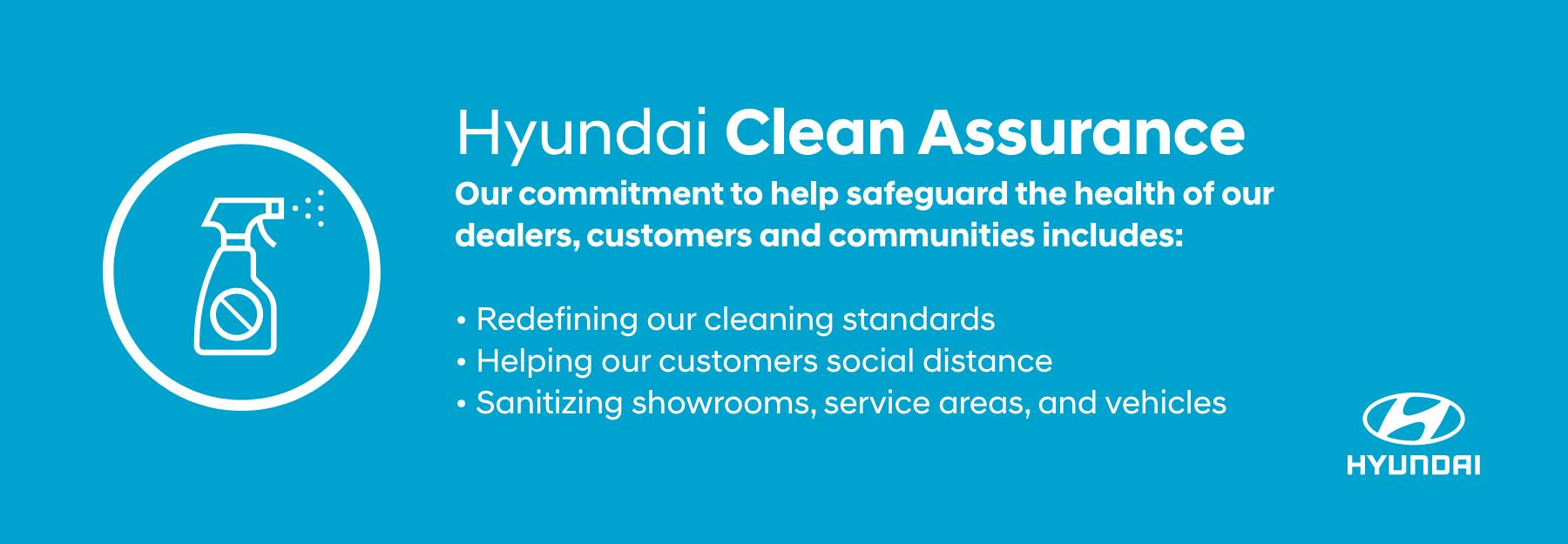 Hyundai Clean Assurance