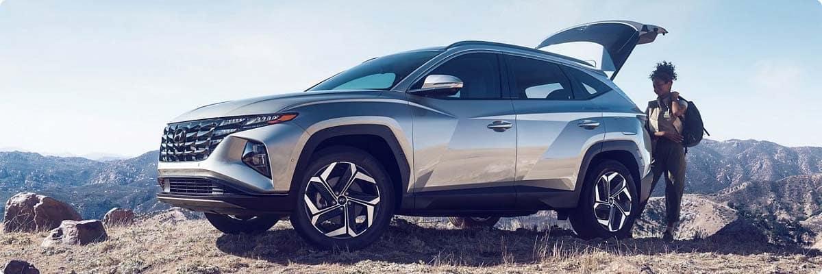 Review of the 2022 Hyundai Tucson in Marietta