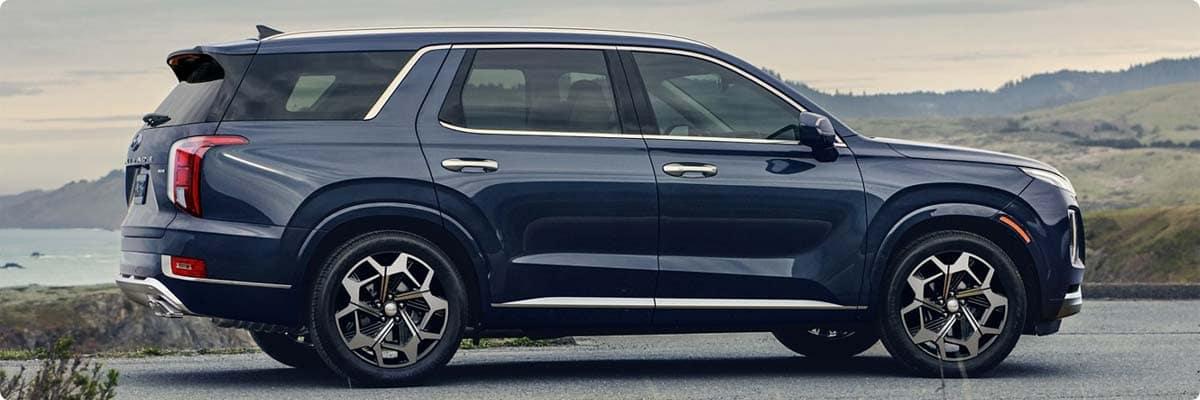 Review the 2021 Hyundai Palisade in Smyrna
