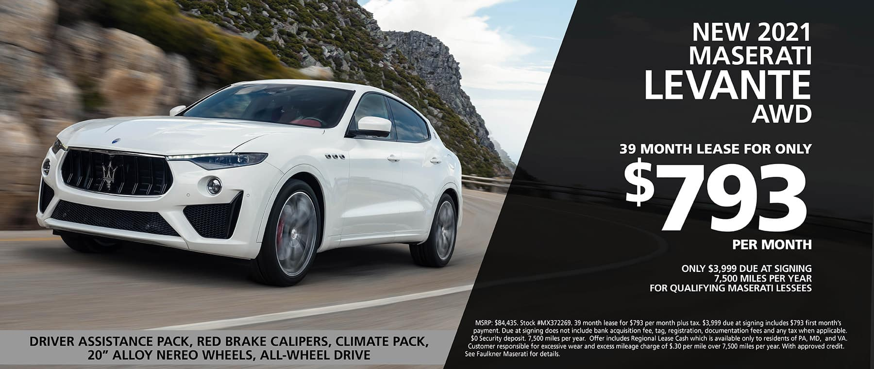 Shop New 2021 Maserati Levante