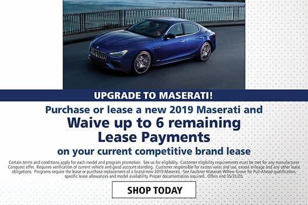 Maserati Conquest
