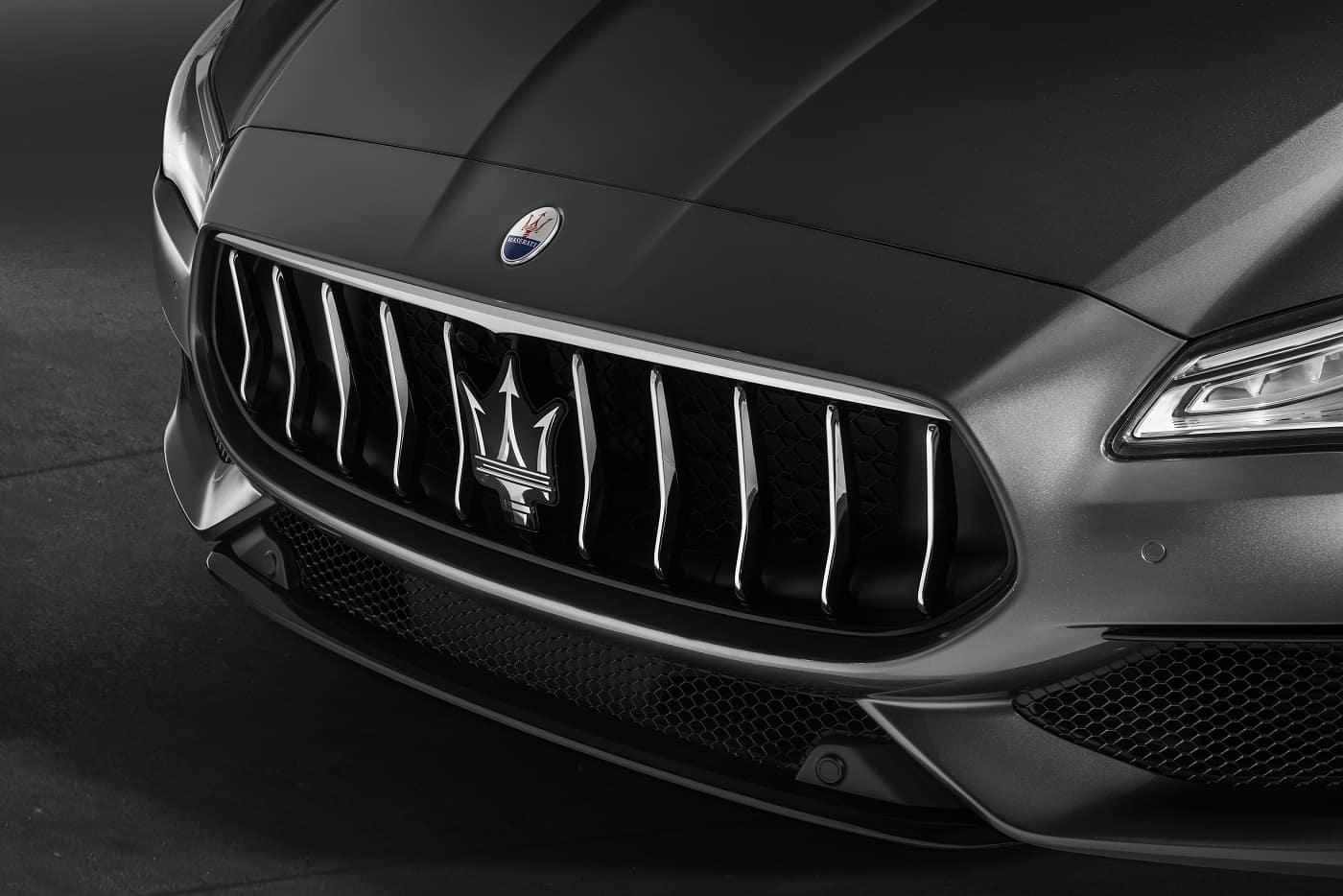 Maserati Quattroporte Engine